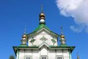 Актаюж. Николая Чудотворца, церковь
