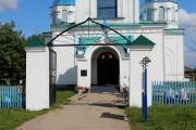 Роженцово. Казанской иконы Божией Матери, церковь