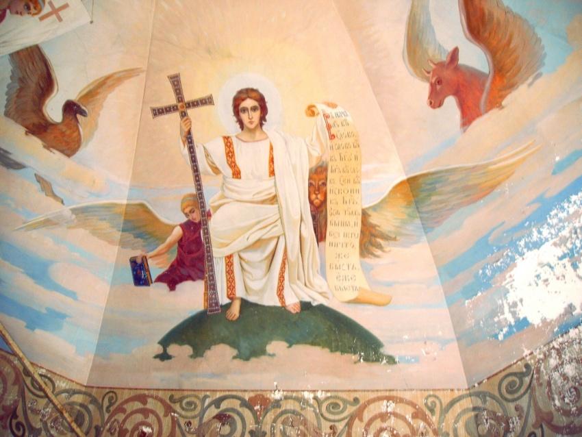 Церковь Успения Пресвятой Богородицы, Лойма