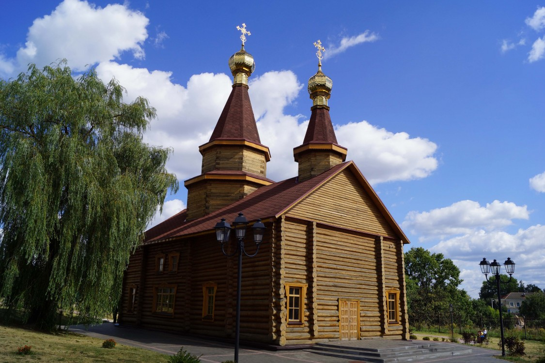 Церковь Новомучеников Брянских, Брянск