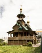 Нижегородский район. Игоря Черниговского в Верхних Печёрах, церковь
