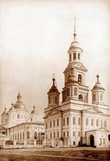 Церковь Покрова Пресвятой Богородицы, Ухтым