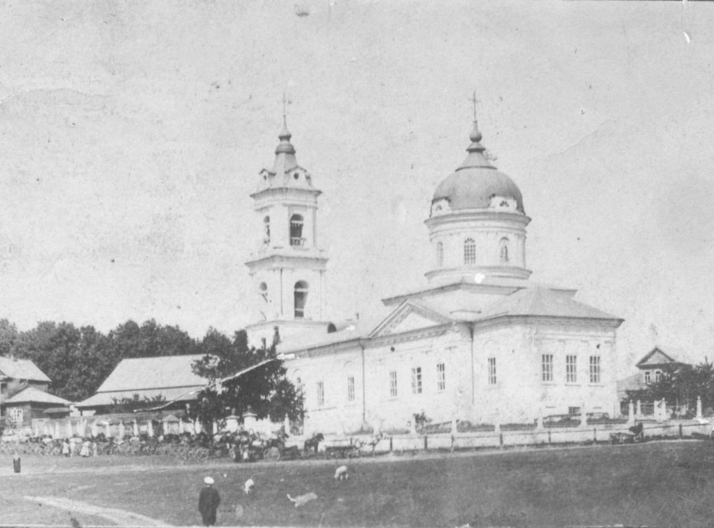 Церковь Покрова Пресвятой Богородицы, Буйское