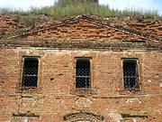 Церковь Спаса Нерукотворного Образа - Орля - Перемышльский район - Калужская область