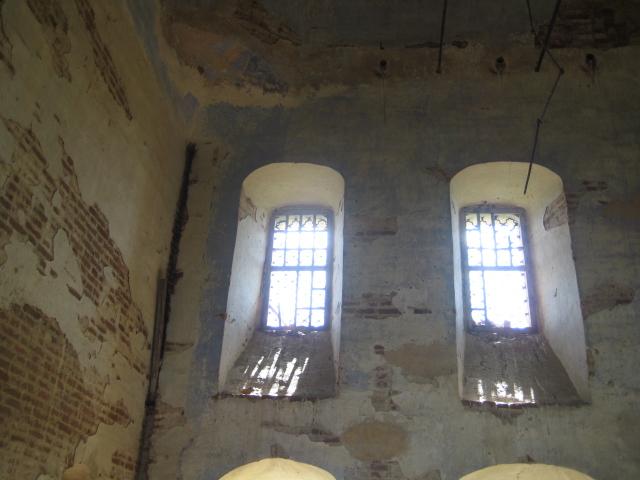 Церковь Спаса Нерукотворного Образа, Орля