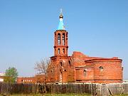 Церковь Сергия Радонежского - Белоярский - Белоярский район - Свердловская область