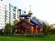 г. Санкт-Петербург, Санкт-Петербург, Приморский район, Церковь Николая Чудотворца на Долгоозерной