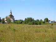 Церковь Василия Великого - Обрадово - Великоустюгский район - Вологодская область