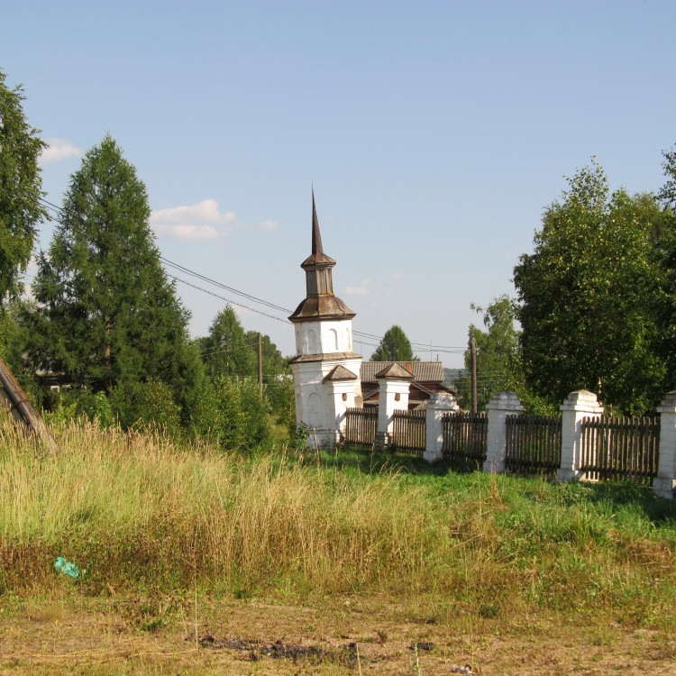 Церковь Илии Пророка, Утманово