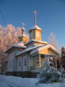 Церковь Сергия Радонежского - Объячево - Прилузский район - Республика Коми