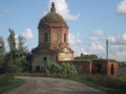 Церковь Спаса Нерукотворного Образа - Пятницкое - Бабынинский район - Калужская область