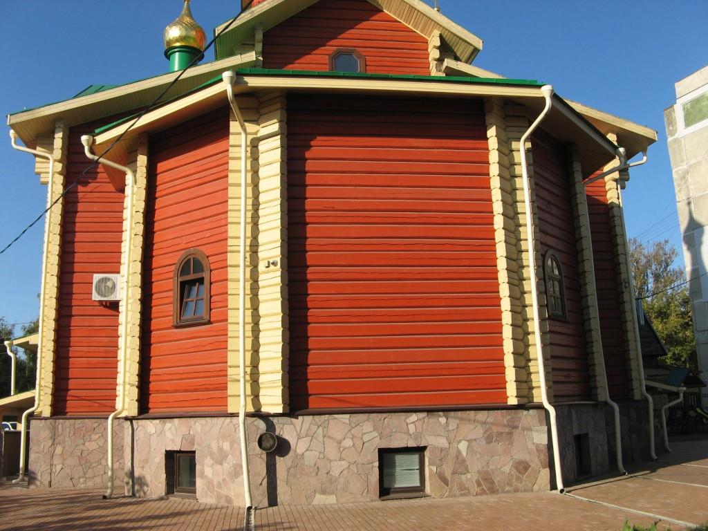 Церковь Троицы Живоначальной, Нижний Новгород