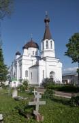 Васкнарва (Vasknarva). Пюхтицкий монастырь. Ильинский скит. Церковь Илии Пророка