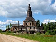 Церковь Троицы Живоначальной-Шолга-Подосиновский район-Кировская область- Фриде