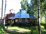Часовня Николая Чудотворца - Синяя Никола - Красногородский район - Псковская область