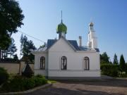 Васкнарва (Vasknarva). Пюхтицкий монастырь. Ильинский скит. Церковь иконы Божией Матери