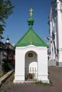 Васкнарва (Vasknarva). Пюхтицкий монастырь. Ильинский скит. Часовня Илии Пророка