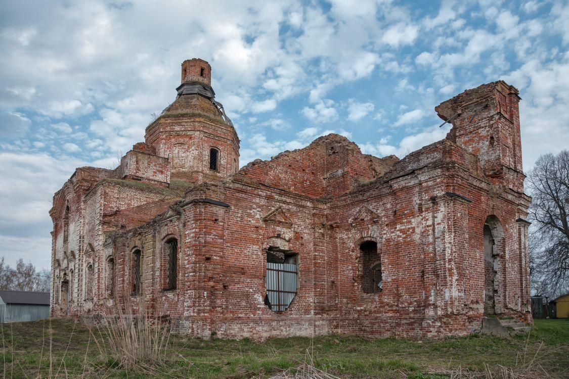 Церковь Успения Пресвятой Богородицы, Вятское