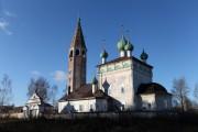 Церковь Воскресения Христова - Вятское - Некрасовский район - Ярославская область