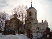 Церковь Георгия Победоносца - Слобода - Первоуральский район - Свердловская область