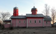 Церковь Николая Чудотворца - Лычково - Демянский район - Новгородская область
