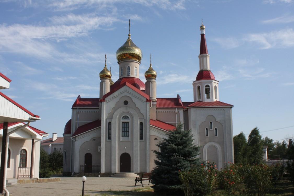 Церковь Новомучеников и исповедников Церкви Русской, Юровка