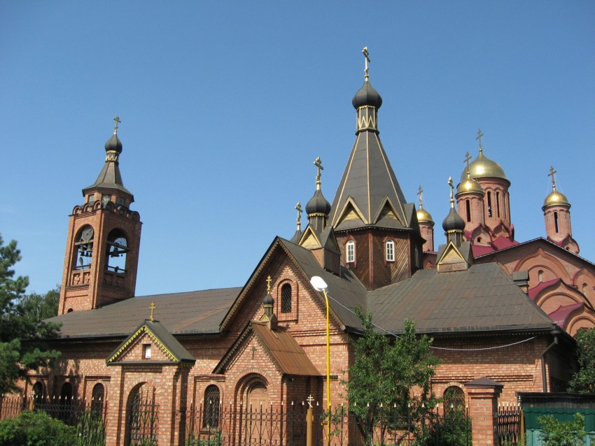 Церковь Введения во храм Пресвятой Богородицы, Ильинский