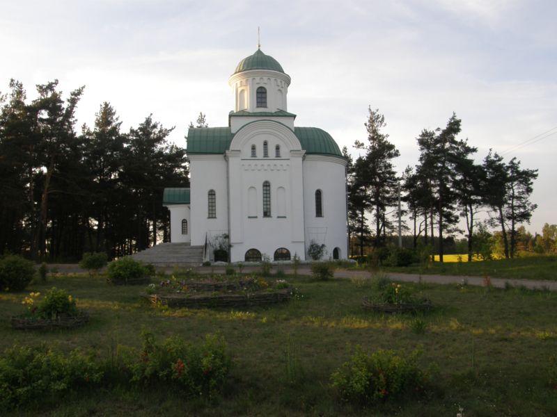 Церковь Тихона, Патриарха Всероссийского, Вилейка