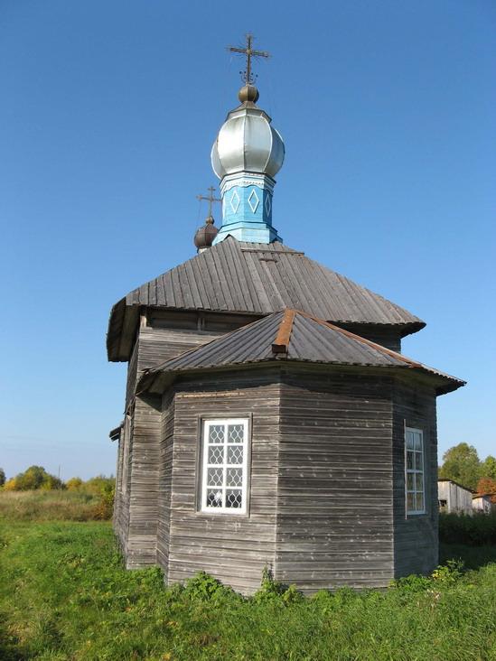 Церковь Димитрия Солунского, Корбала