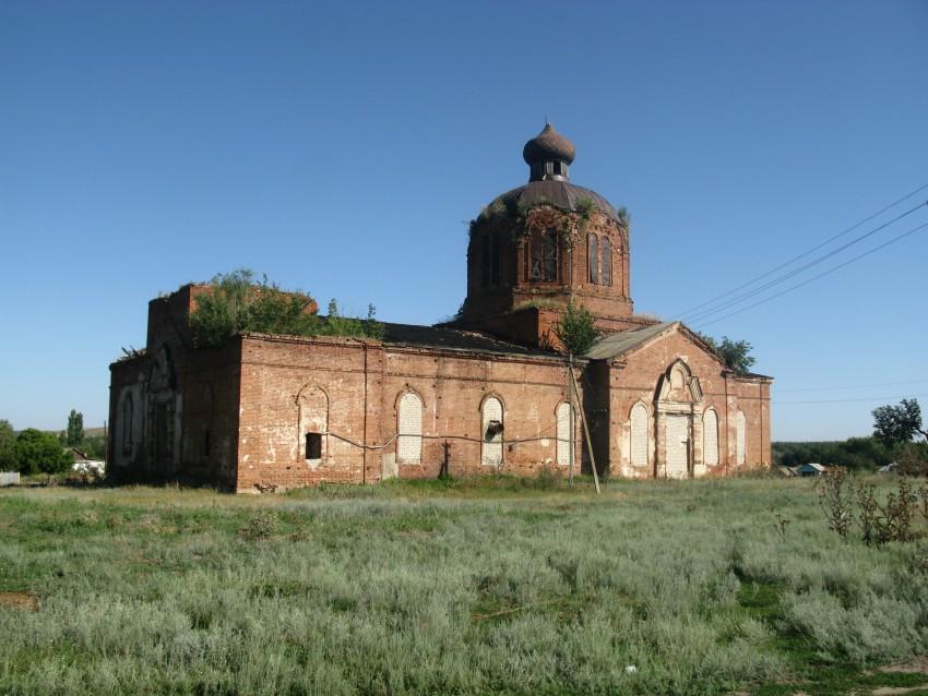 Церковь Всех Святых, Ширяево