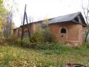 Церковь Екатерины - Верхнее Алябьево - Мценский район - Орловская область