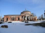 Церковь Николая Чудотворца - Васильевское - Шуйский район - Ивановская область