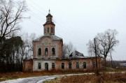 Церковь Троицы Живоначальной - Раменье - Кумёнский район - Кировская область