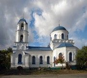 Церковь Иоанна Воина - Богучар - Богучарский район - Воронежская область
