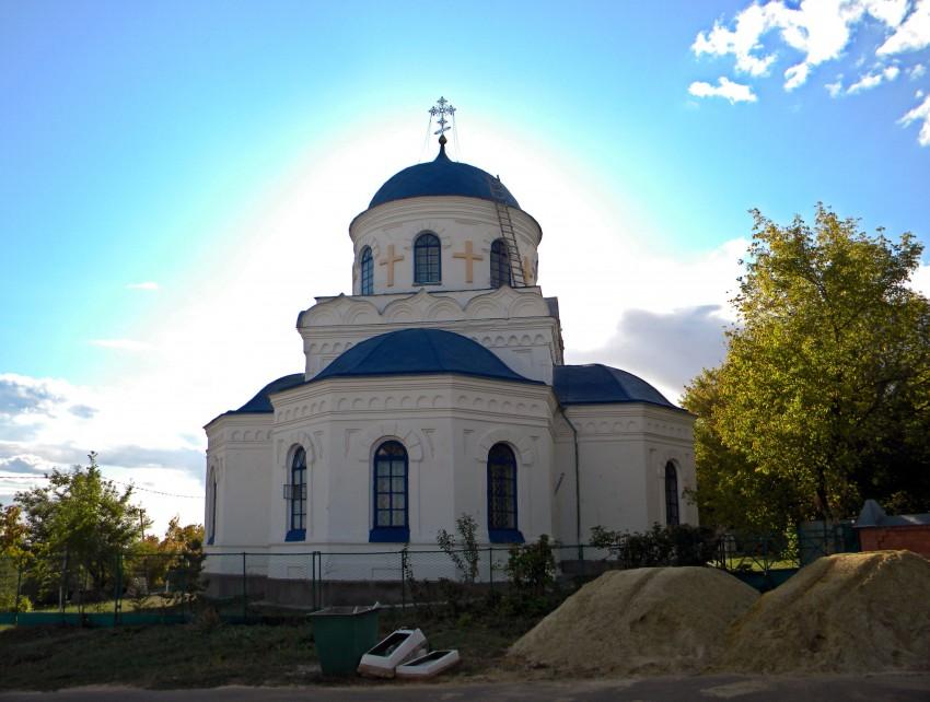 Церковь Иоанна Воина, Богучар