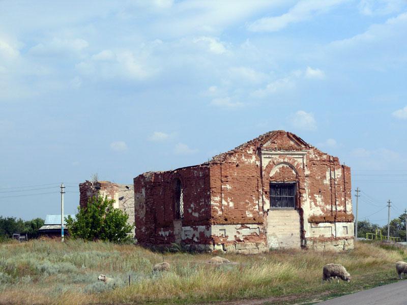 Церковь Михаила Архангела, Монастырщина