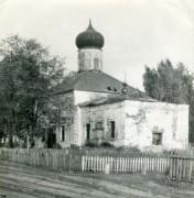 Церковь Владимирской иконы Божией Матери - Бараново - Верхнеландеховский район - Ивановская область