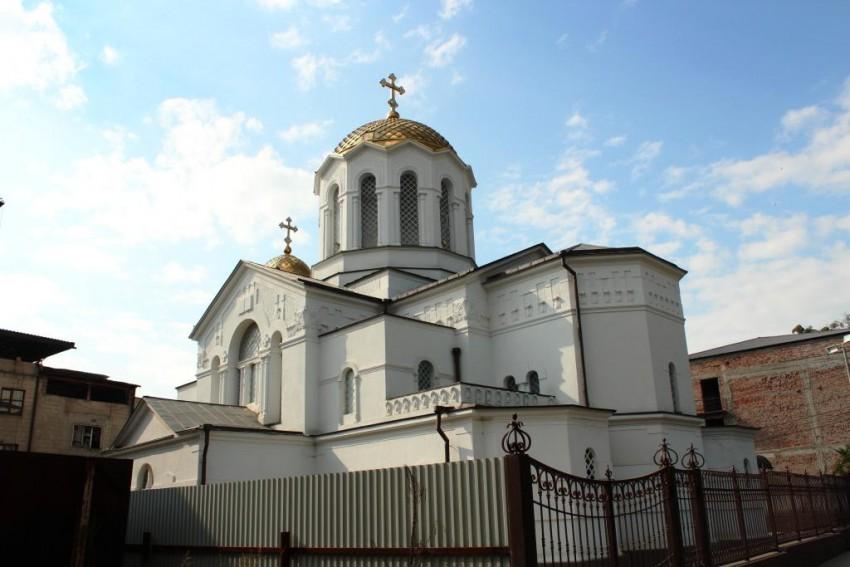 Кафедральный собор Благовещения Пресвятой Богородицы, Сухум