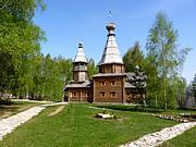 Церковь Серафима Саровского - Урково - г. Чкаловск - Нижегородская область