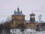 Церковь Николая Чудотворца - Николо-Полома, посёлок - Парфеньевский район - Костромская область