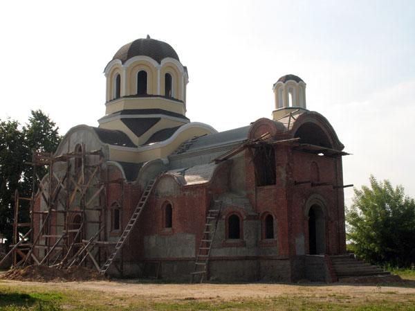 Церковь Воскресения Христова, Толочин