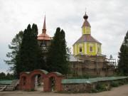 Церковь Спаса Преображения - Вехно - Новоржевский район - Псковская область