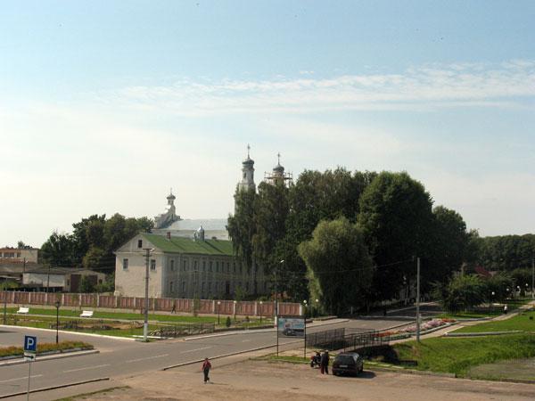 Покровский женский монастырь, Толочин