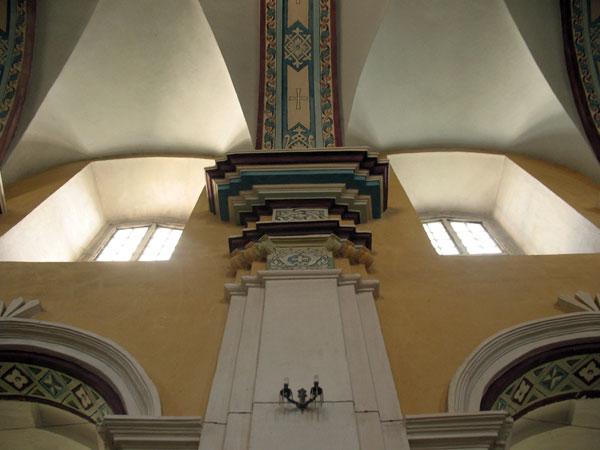 Покровский монастырь. Церковь Покрова Пресвятой Богородицы, Толочин