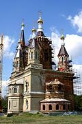 Церковь Параскевы Пятницы - Манычская - Багаевский район - Ростовская область