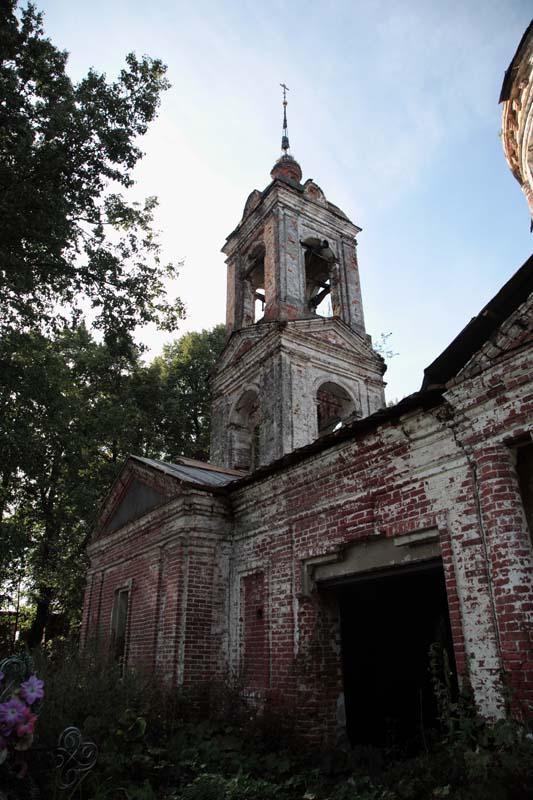 Церковь Казанской иконы Божией Матери, Козохово