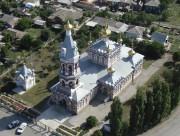 Церковь Троицы Живоначальной - Большая Мартыновка - Мартыновский район - Ростовская область
