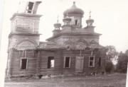 Церковь Введения во храм Пресвятой Богородицы - Свербино - Шатковский район - Нижегородская область