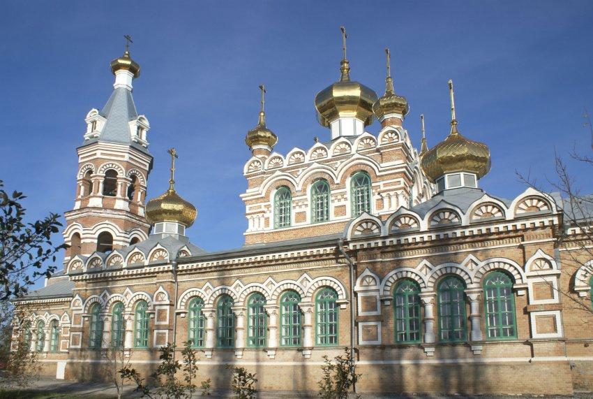 Церковь Троицы Живоначальной, Большая Мартыновка