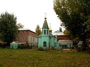 Волгодонск. Воздвижения Креста Господня, церковь